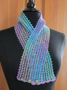 Monet Summer Scarf
