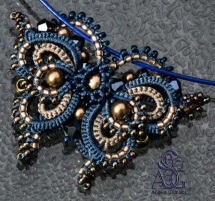 Butterfly, Beaded, master class