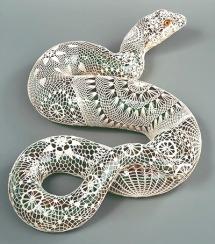 Lace snake AB