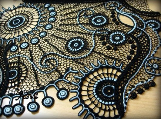 Irish crochet 3