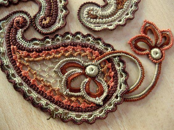 Irish crochet 7