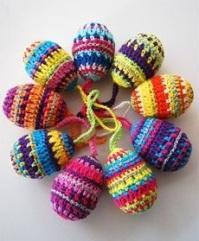 mandala eggs