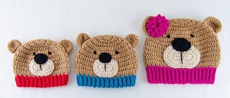 bear hats