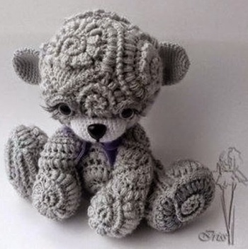 freeform teddy