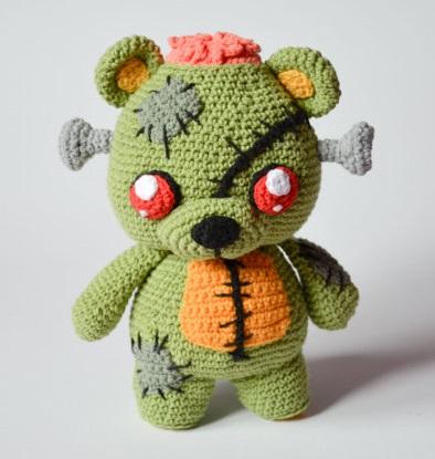 teddy zombie