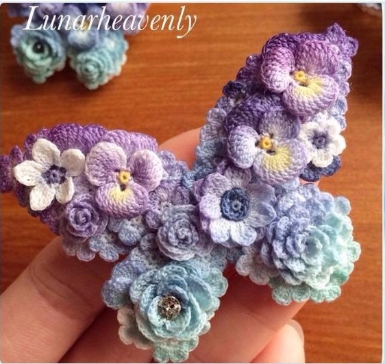 DIYHowto-Crochet-Flower-Butterfly-Free-Pattern-20