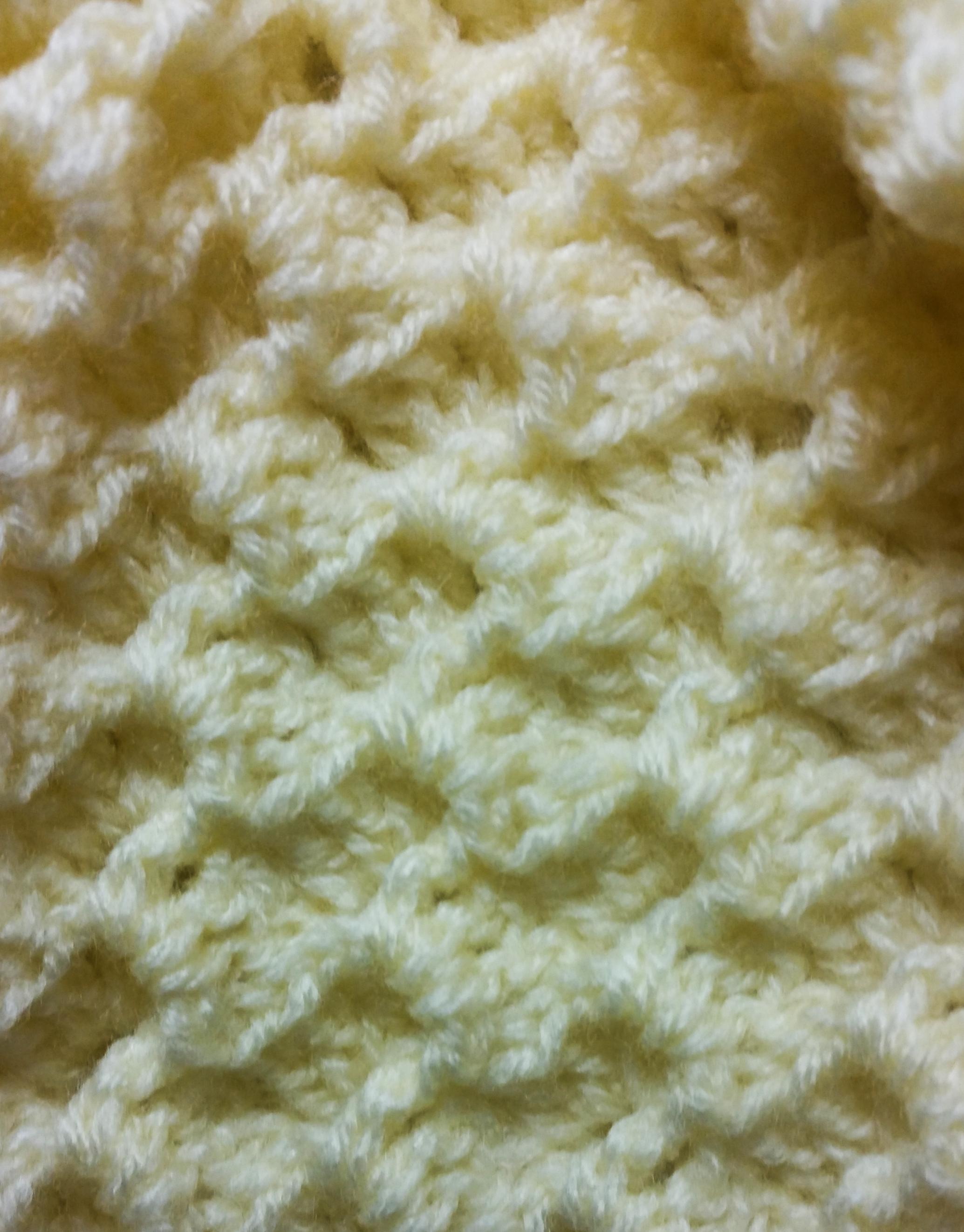 Crystal Waves Blanket 2