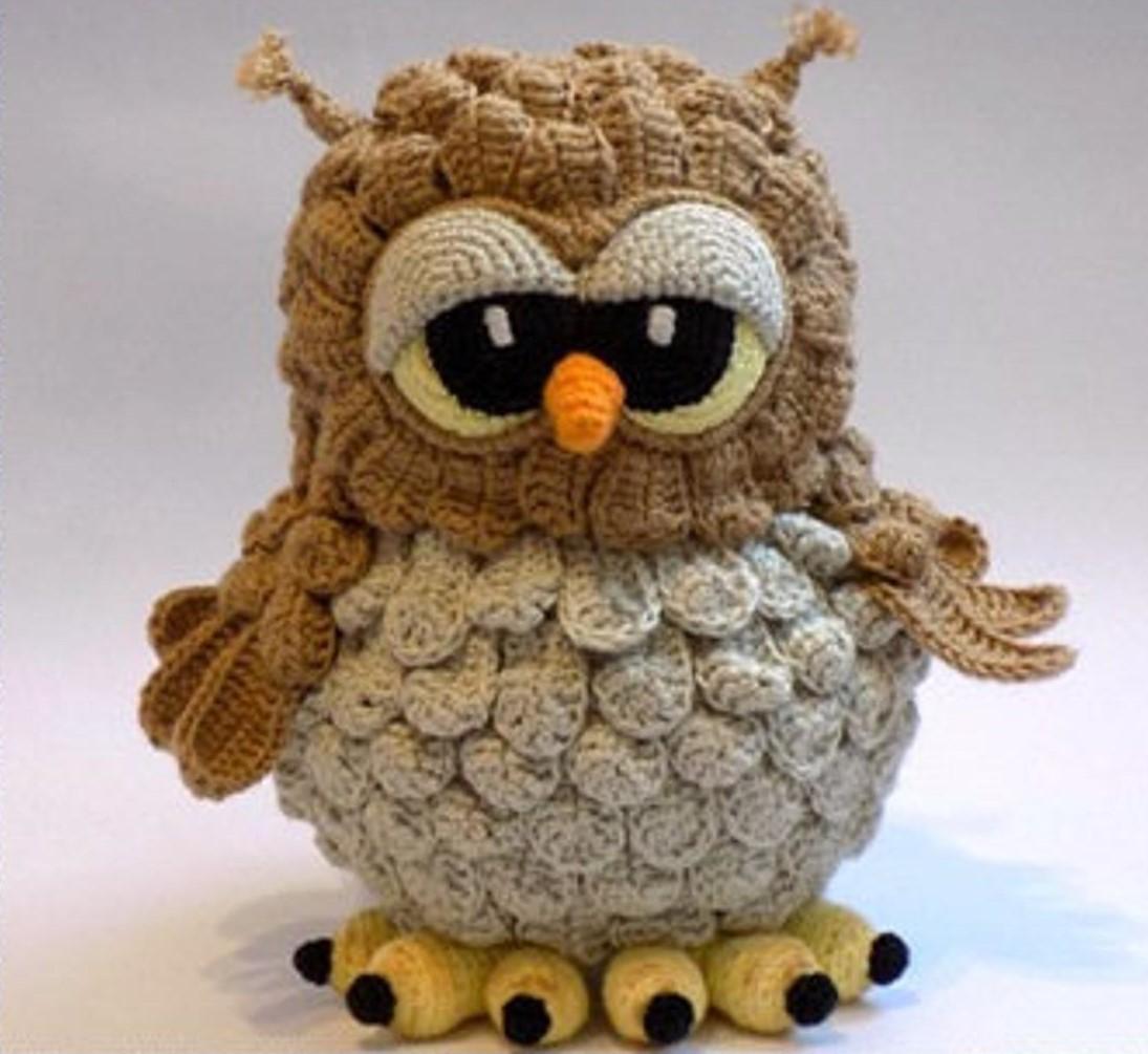 Toy Owl (2)