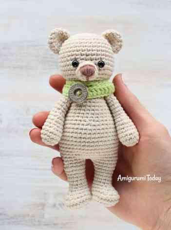 Amazon.com: Amigurumi Puppy Teddy the Corgi: crochet pattern eBook ... | 473x351